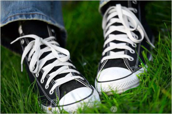 Schuhe waschen beutel